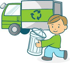 Our truck team of two individuals will remove all your rubbish
