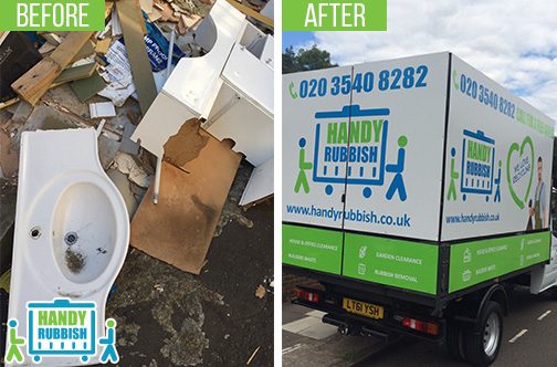 Professional Waste Clearance Service in Kensington