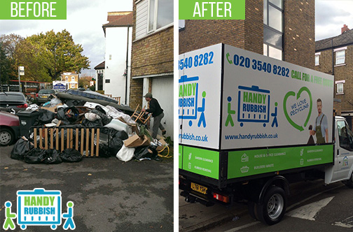 SE8 Waste Collection Deptford