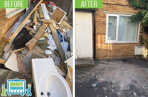 Rubbish Removal Service in Shadwell at pocket-friendly prices