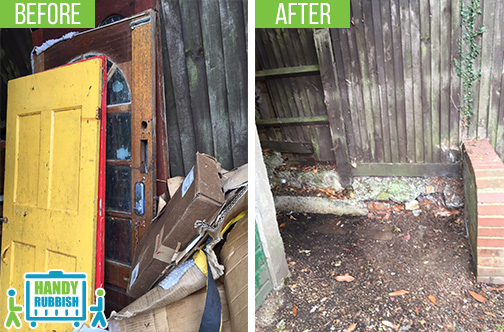 Rubbish Removal in Forestdale