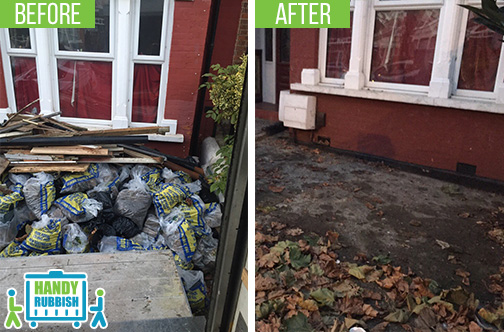 Rubbish Removal in Fortis Green