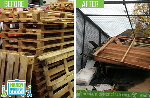 B31 Waste Removal Turves Green