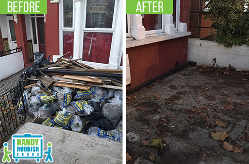 Cheap Waste Removal Service Herne Hill