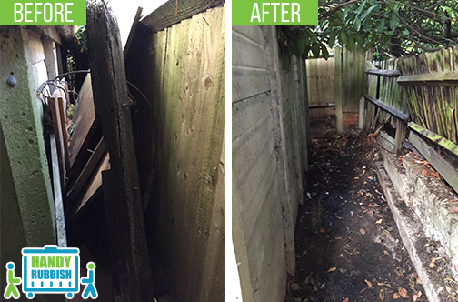 Rubbish Clearance Service in Crews Hill EN2