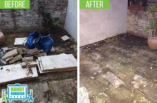 Great Rubbish Removal Service in Sands End at Cheap Price