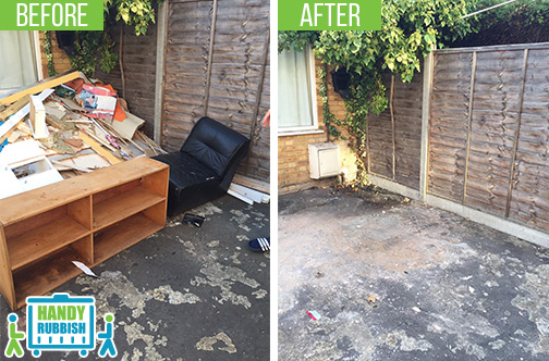 Cheap SE16 Rubbish Clearance Company in Rotherhithe